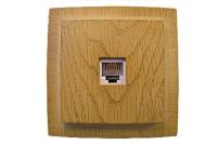 Nilson Themis клён розетка телеф. RJ11