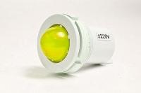 Лампа светодиодная коммутаторная СКЛ11Б-2-220 желтая Протон-Импульс