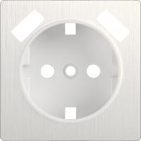 WERKEL Накладка для USB розетки (перламутр рифленый) WL13-USB-CP