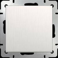 WERKEL Выключатель 1-кл.  (перламутр рифленый) WL13-SW-1G
