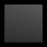 WERKEL Клавиша для выключателя перекрестного (графит рифленый) WL04-SW-1G-C-CP